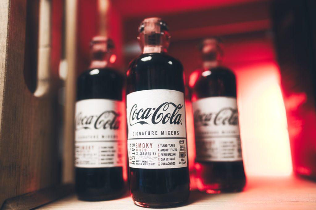 MaxiVins - Coca cola